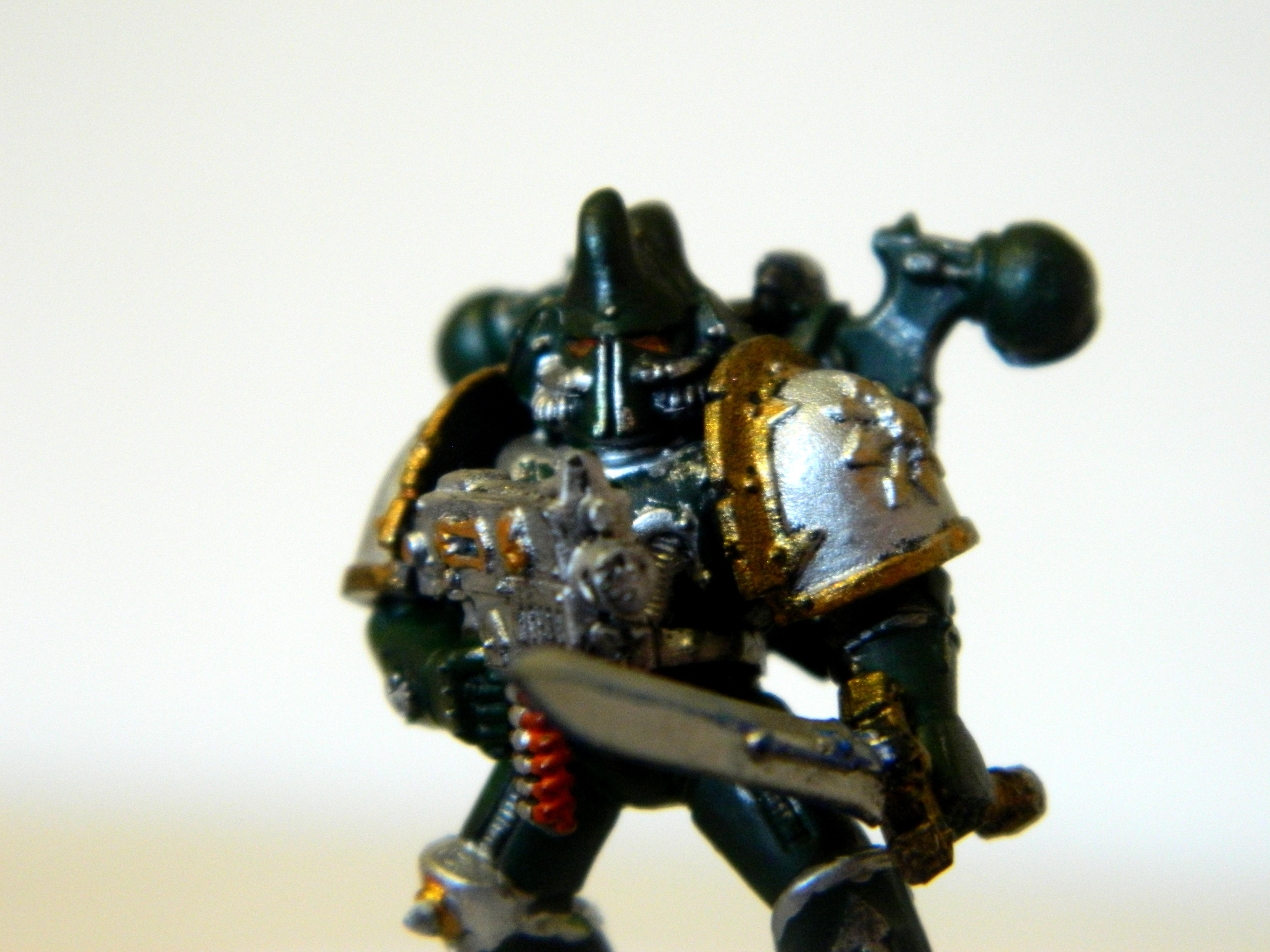 Alpha, Assault, Blood, Chaos Space Marines, Conversion, Snow