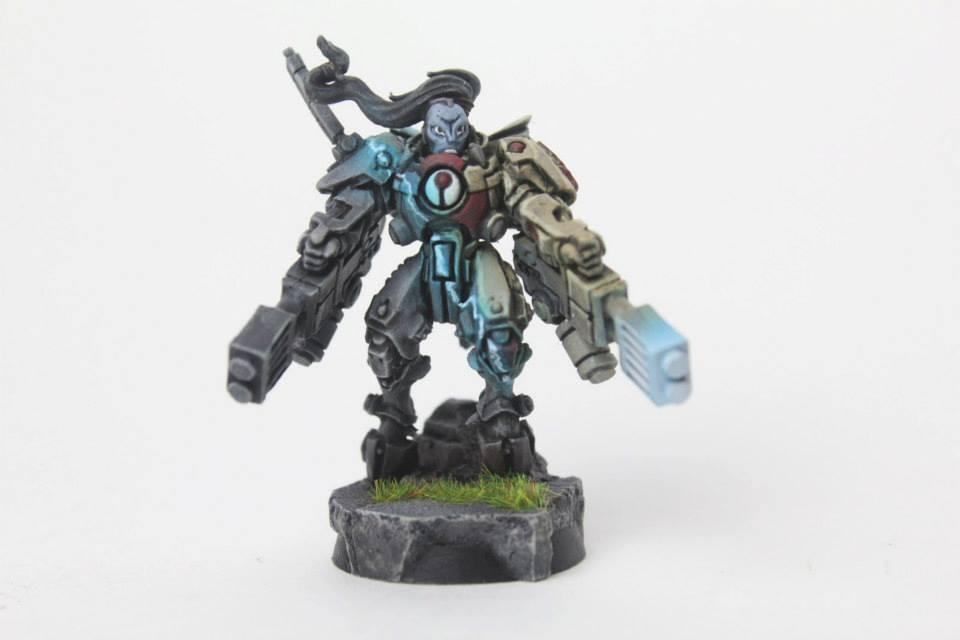 Forge World, Shadowsun, Stealth Suit, Tau, Warhammer 40,000