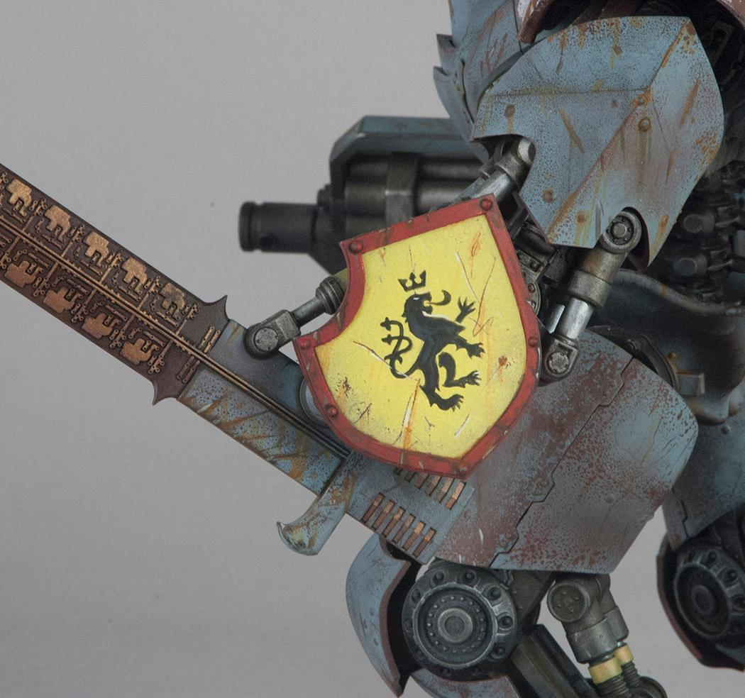 Crusader, Dreamforge, Eisenkern, Leviathan