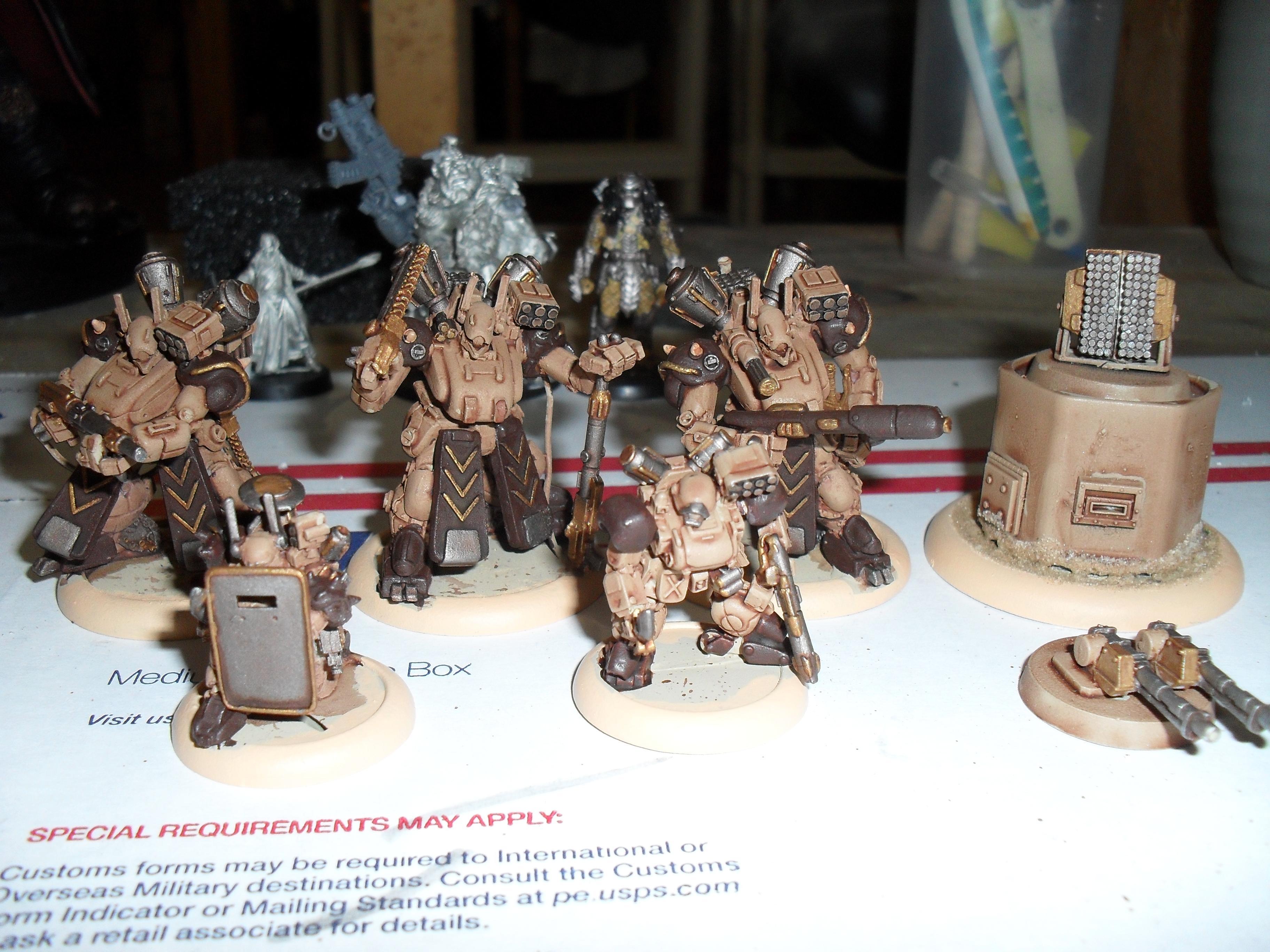 Cobra, Heavy Gear, Heavy Strike Squad