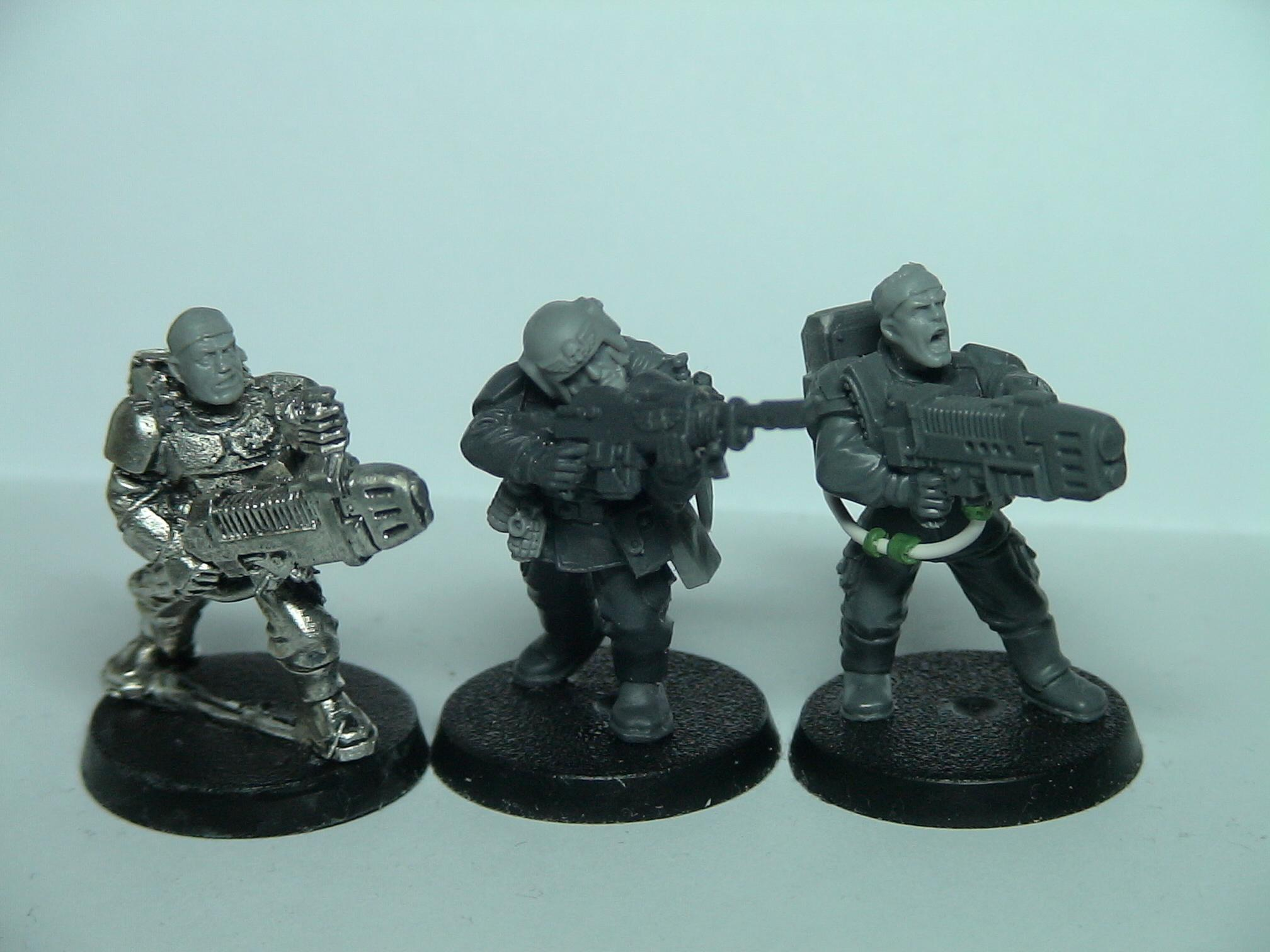 Cities Of Death, Imperial Guard, Street Fight, Veteran