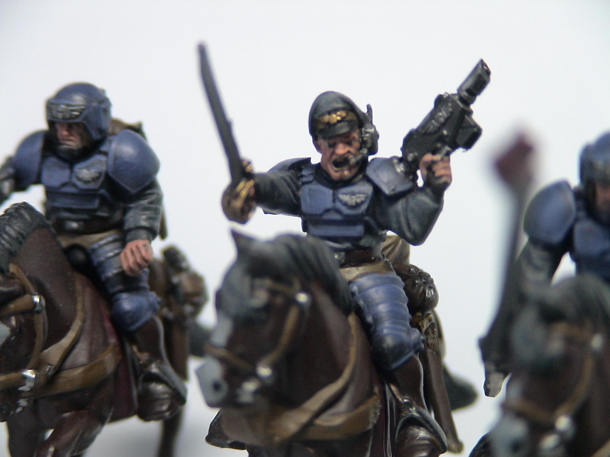Cities Of Death, Imperial Guard, Rough Riders, Street Fight