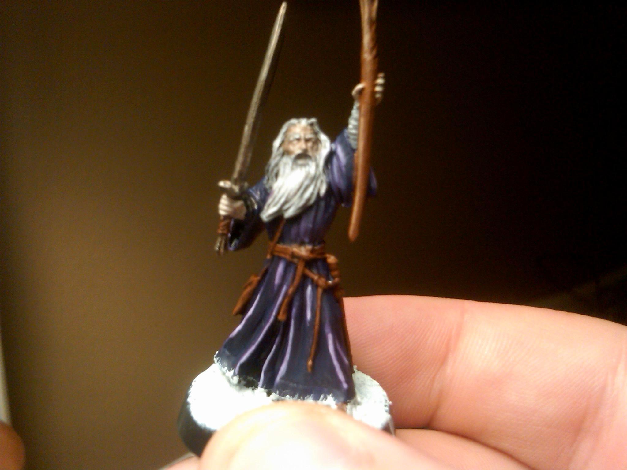 Dark Elves, Gandalf The Grey, Warriors