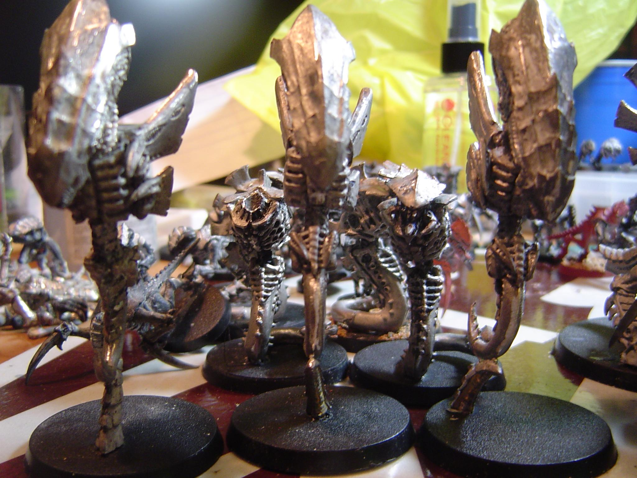 Tyranid: Zoanthrope - So exited to start Painting