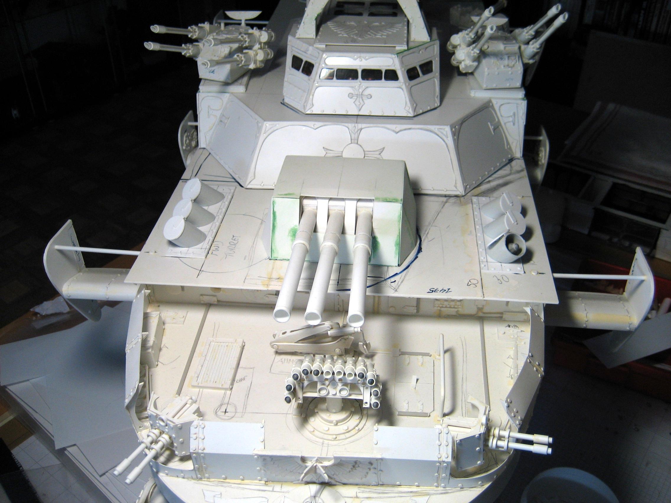 Earthshaker turret