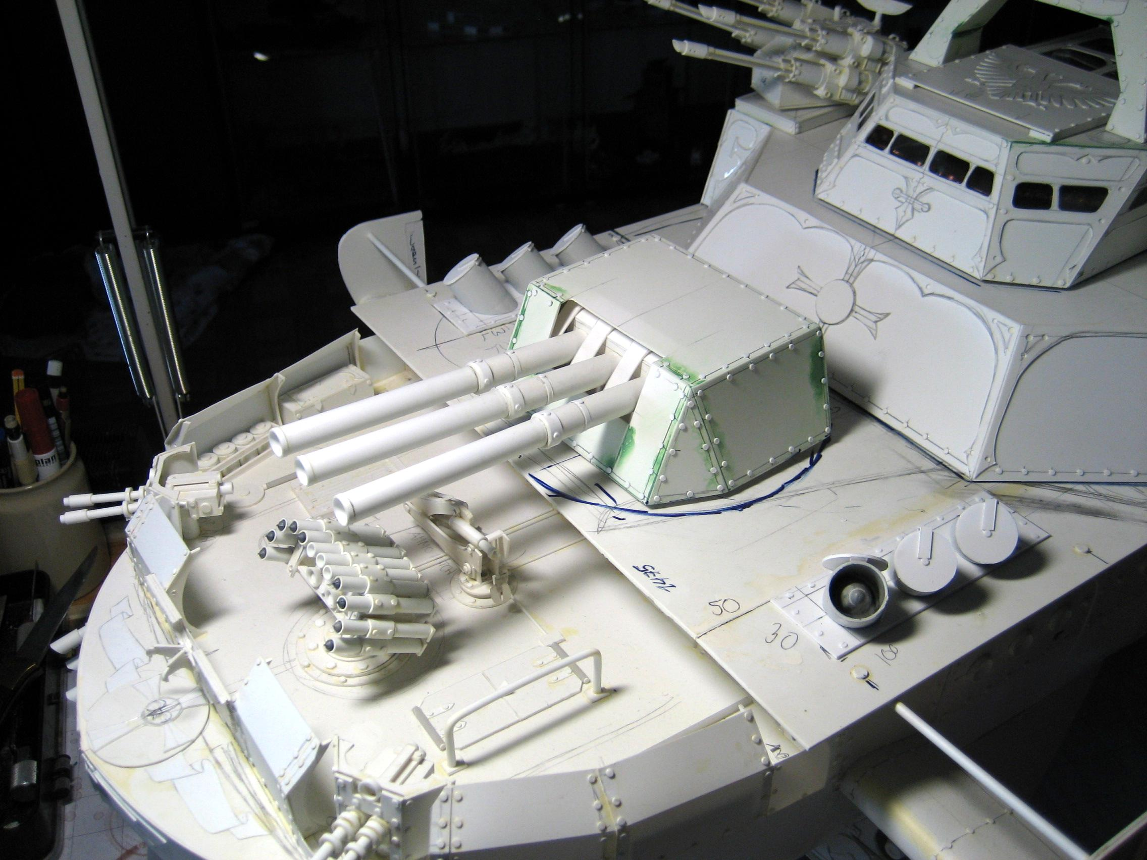 Imperial Navy, Scratch Build