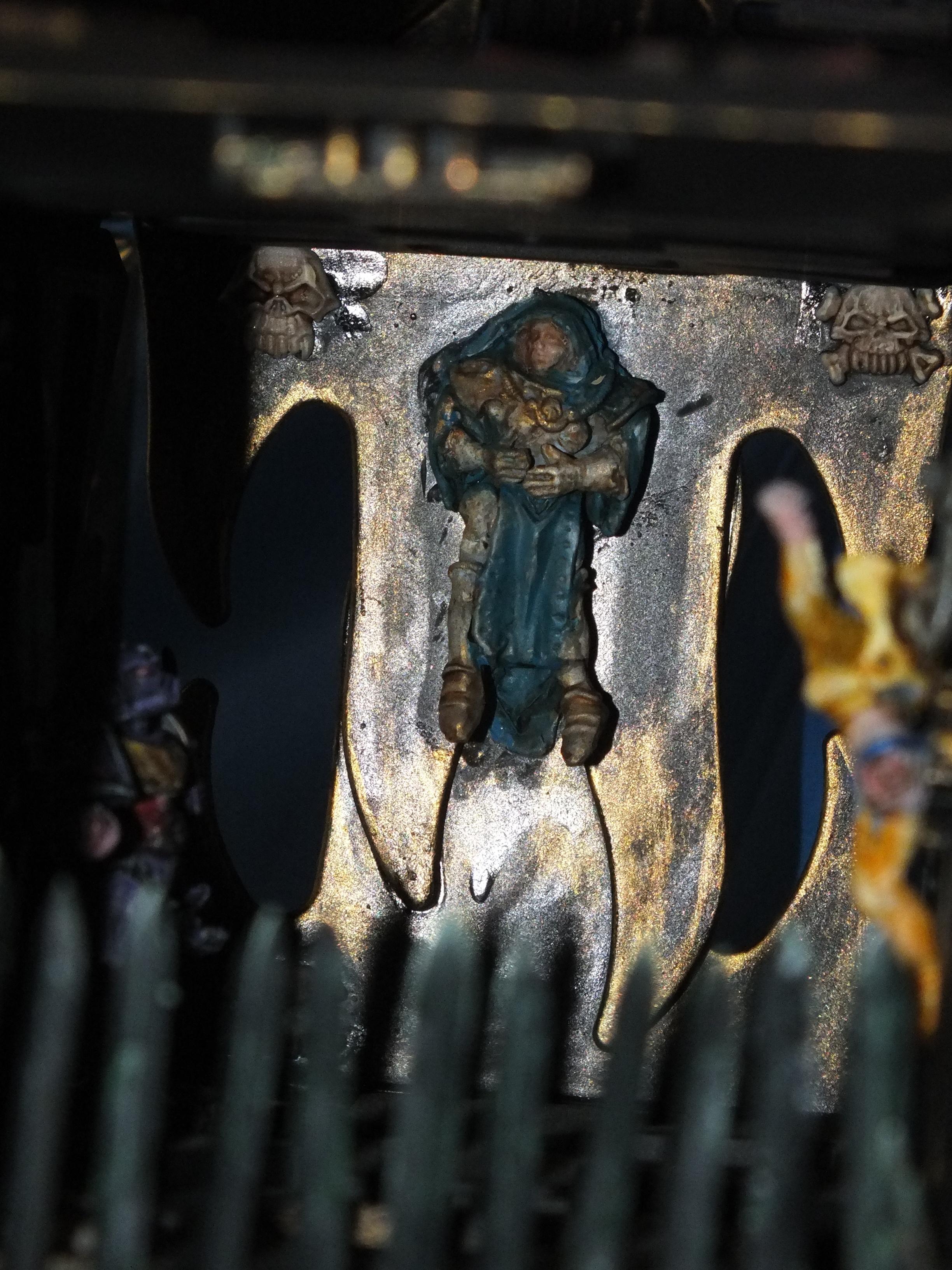 Shrine of Khorne - detail 11