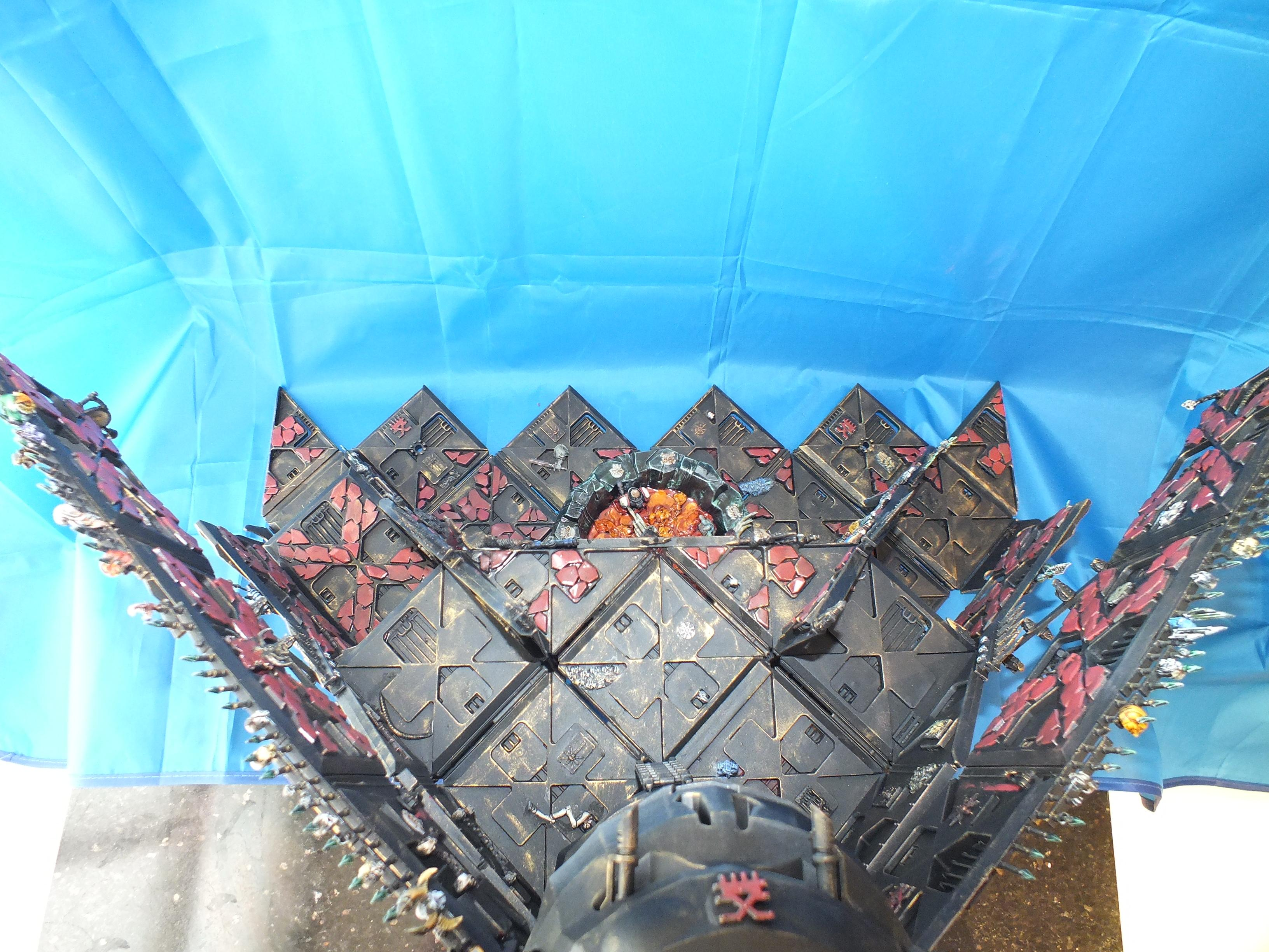 Shrine of Khorne - detail 12