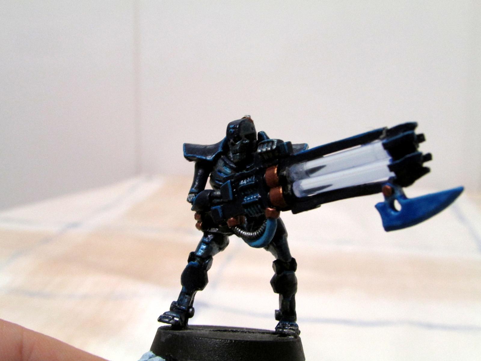 Immortal, Necrons, Warhammer 40,000