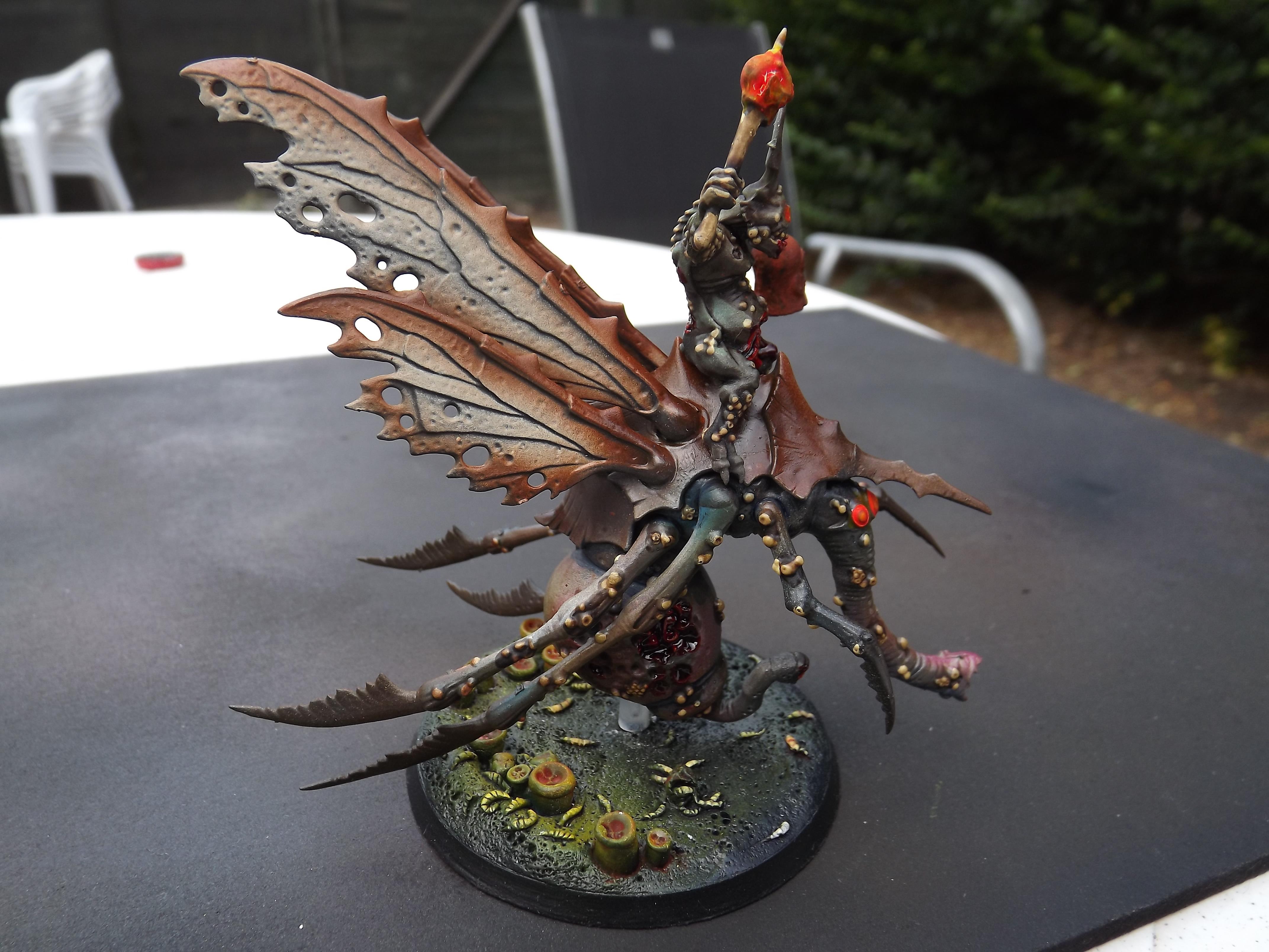 Daemons, Nurgle, Plague Drone
