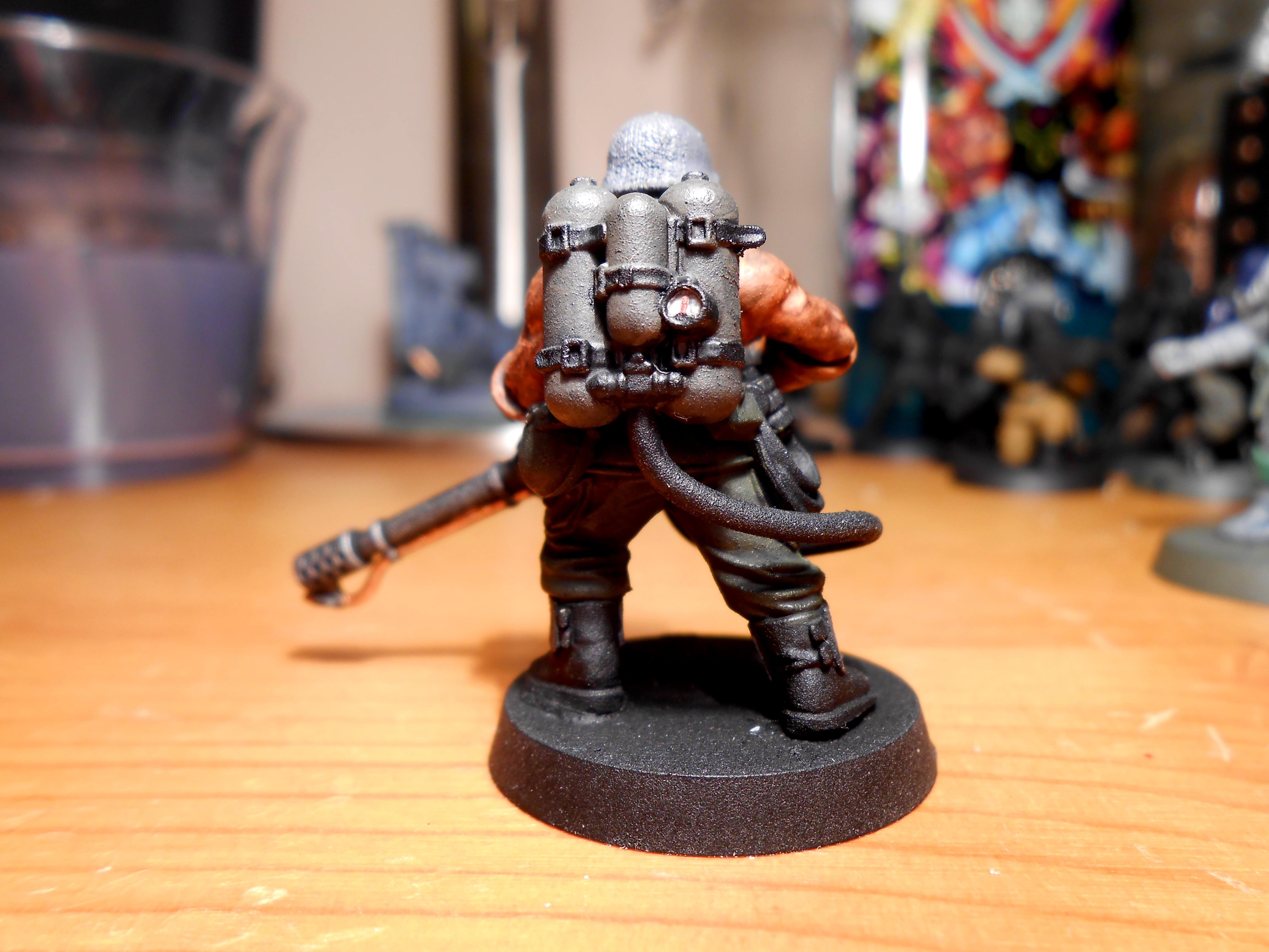 Gas Mask, Hazard, Hazard Guard