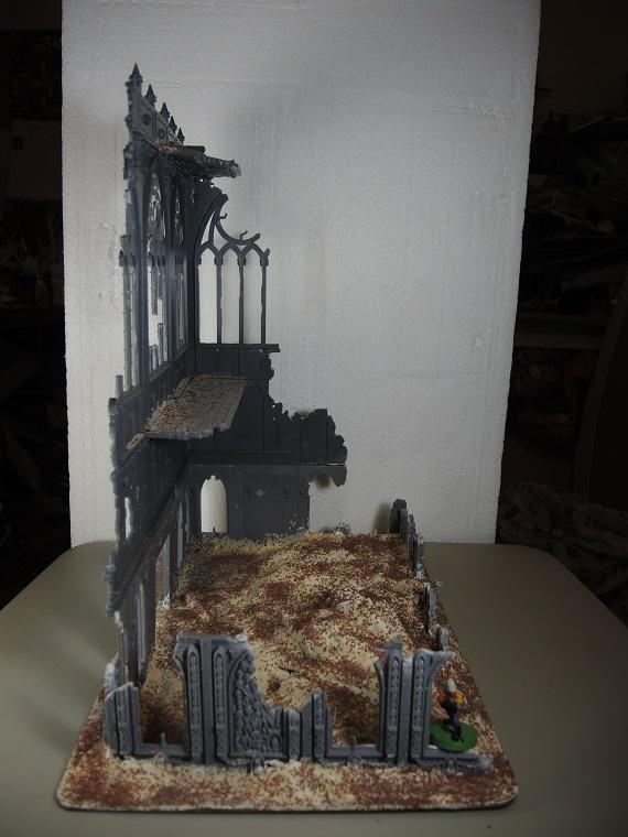 Cities Of Death, Ruin, Terrain, Urban