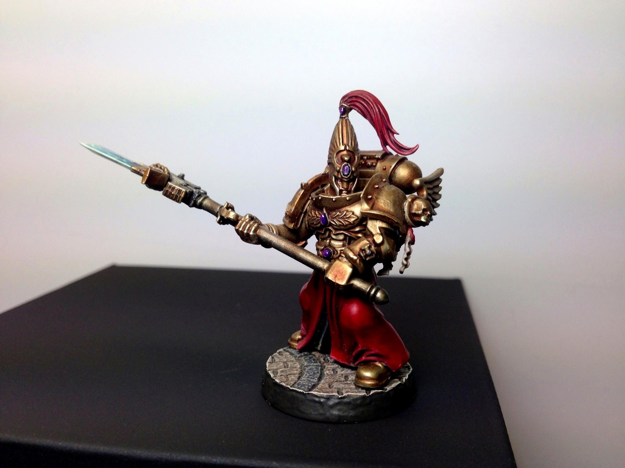 Custode, Guard, Terra, Warhammer 40,000