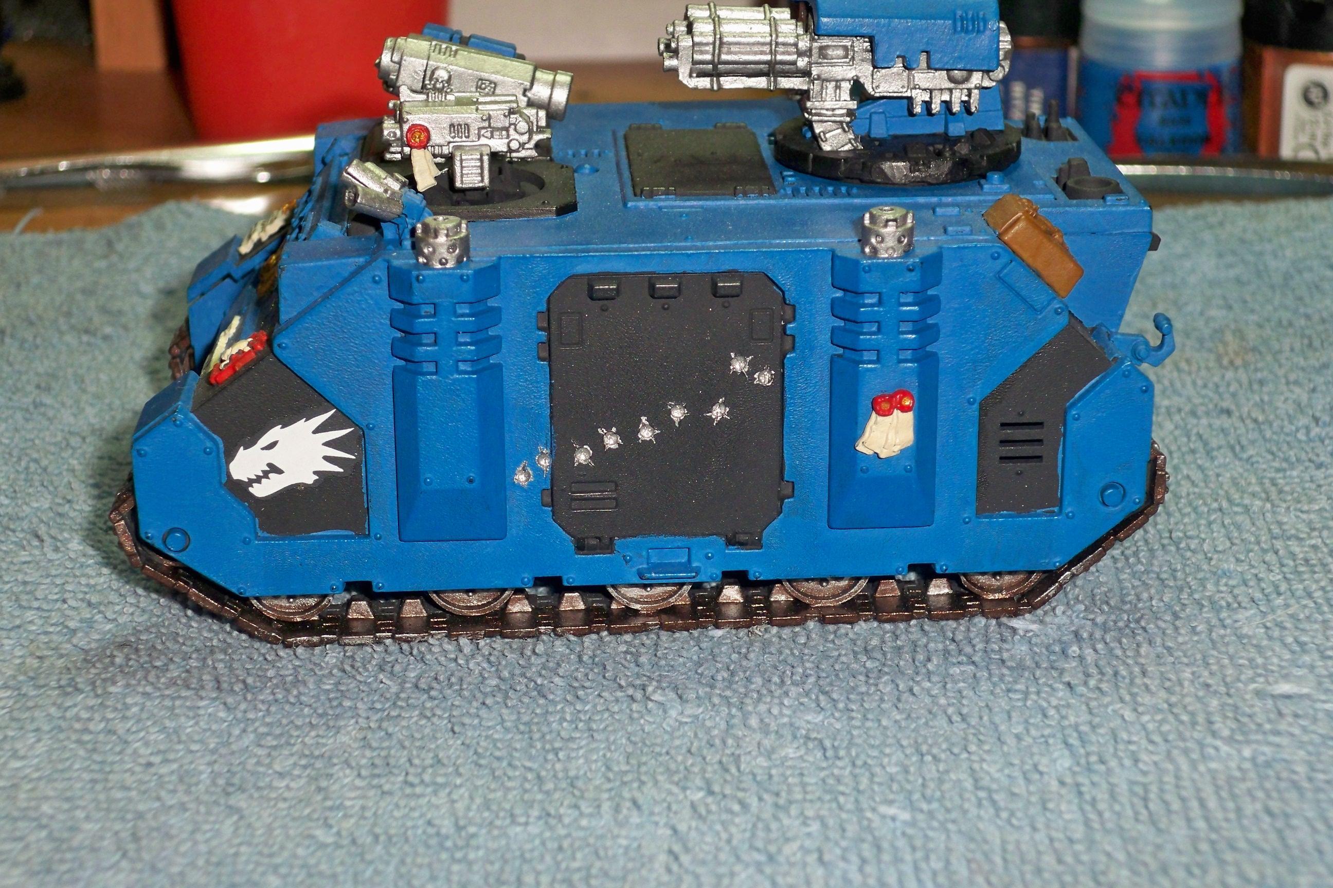 Razorback, Space Marines, Storm Dragons