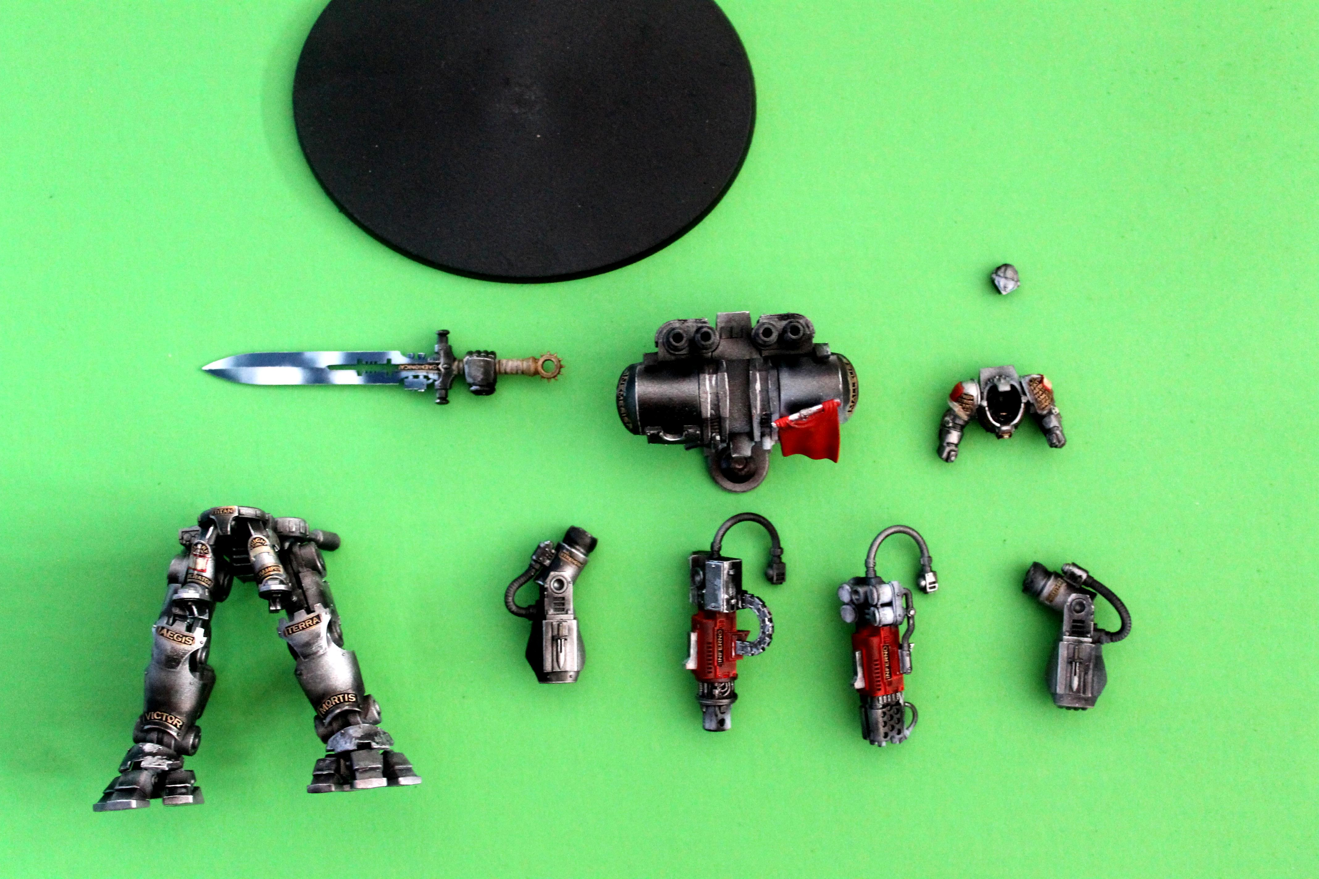 Airbrush, Big, Chipped, Dreadknight, Grey Knights, Magnet, Metalic, Nemesis, Nemesis Dreadknight, Power Sword, Shade, Smoke