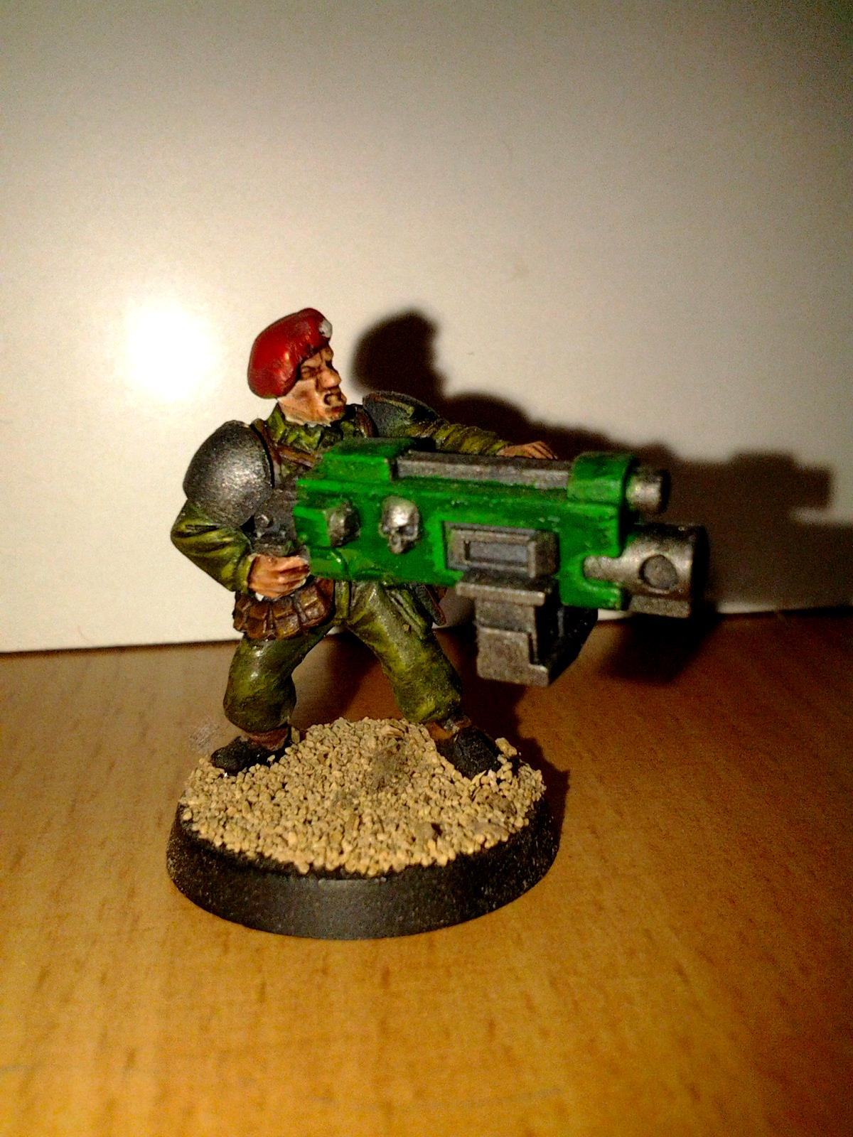 Conversion, Harker, Imperial Guard