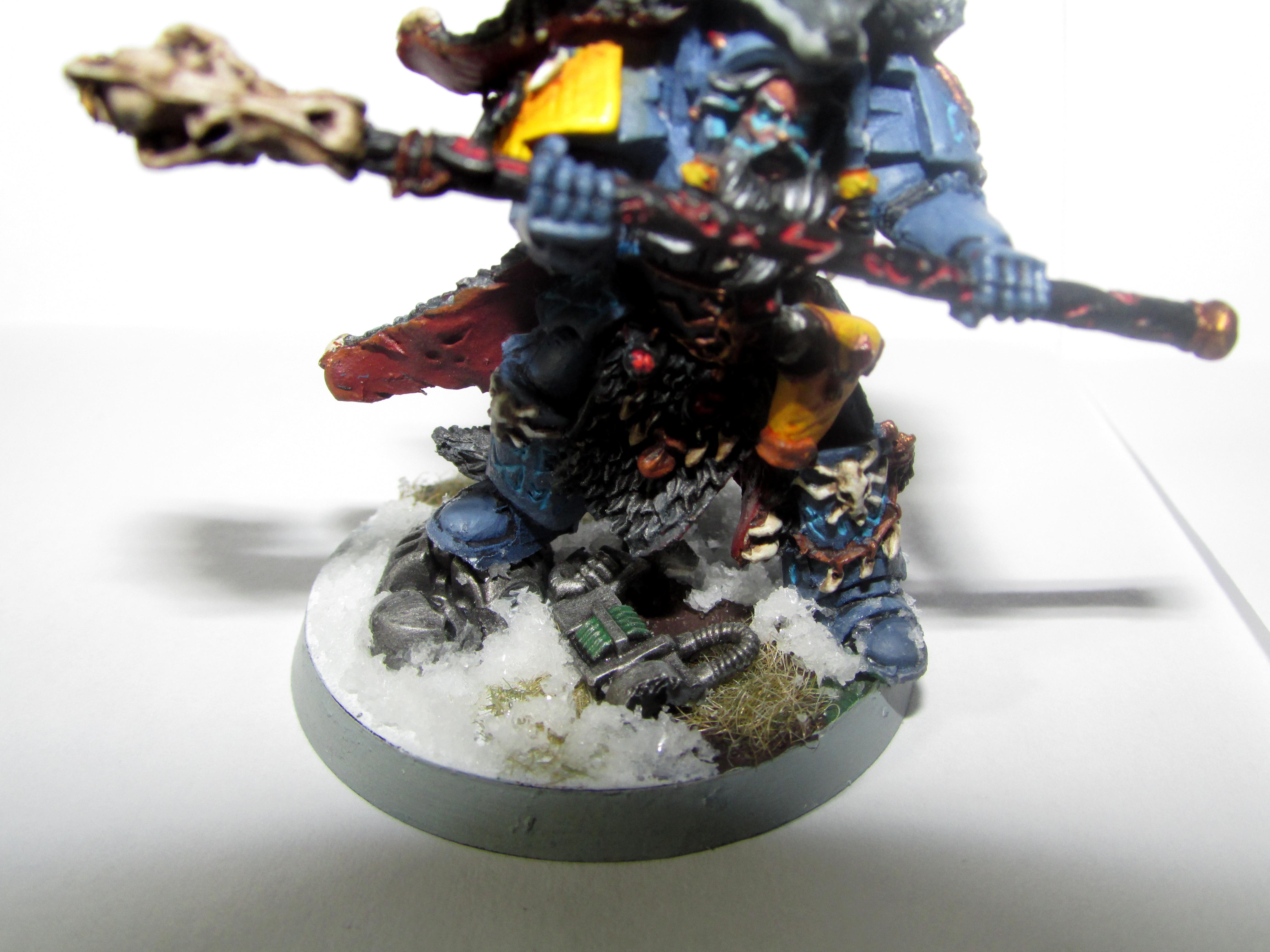 Njal, Njal Stormcaller, Space Marines, Space Wolves, Sw