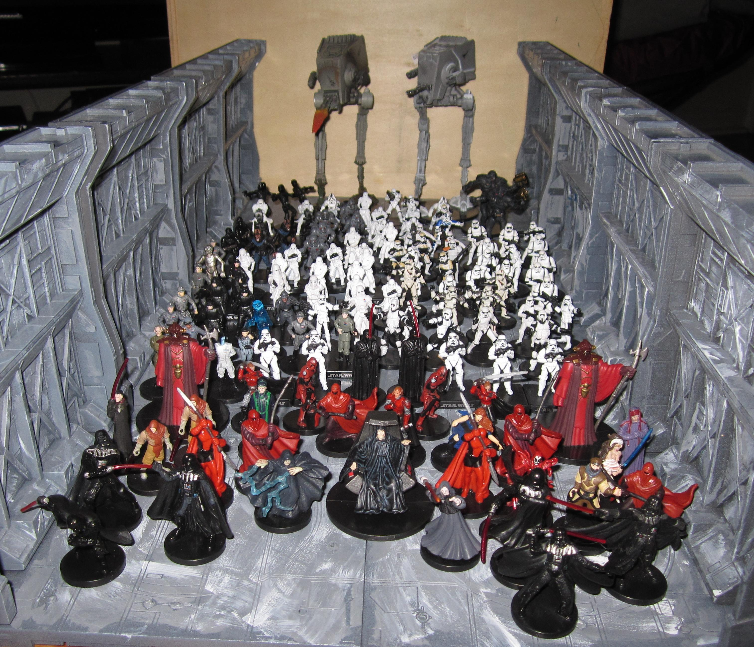 At-st, Imperial, Star Wars, Storm Troopers
