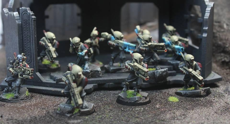Armies On Parade, Forge World, Tau, Ultramarines, Warhammer 40,000