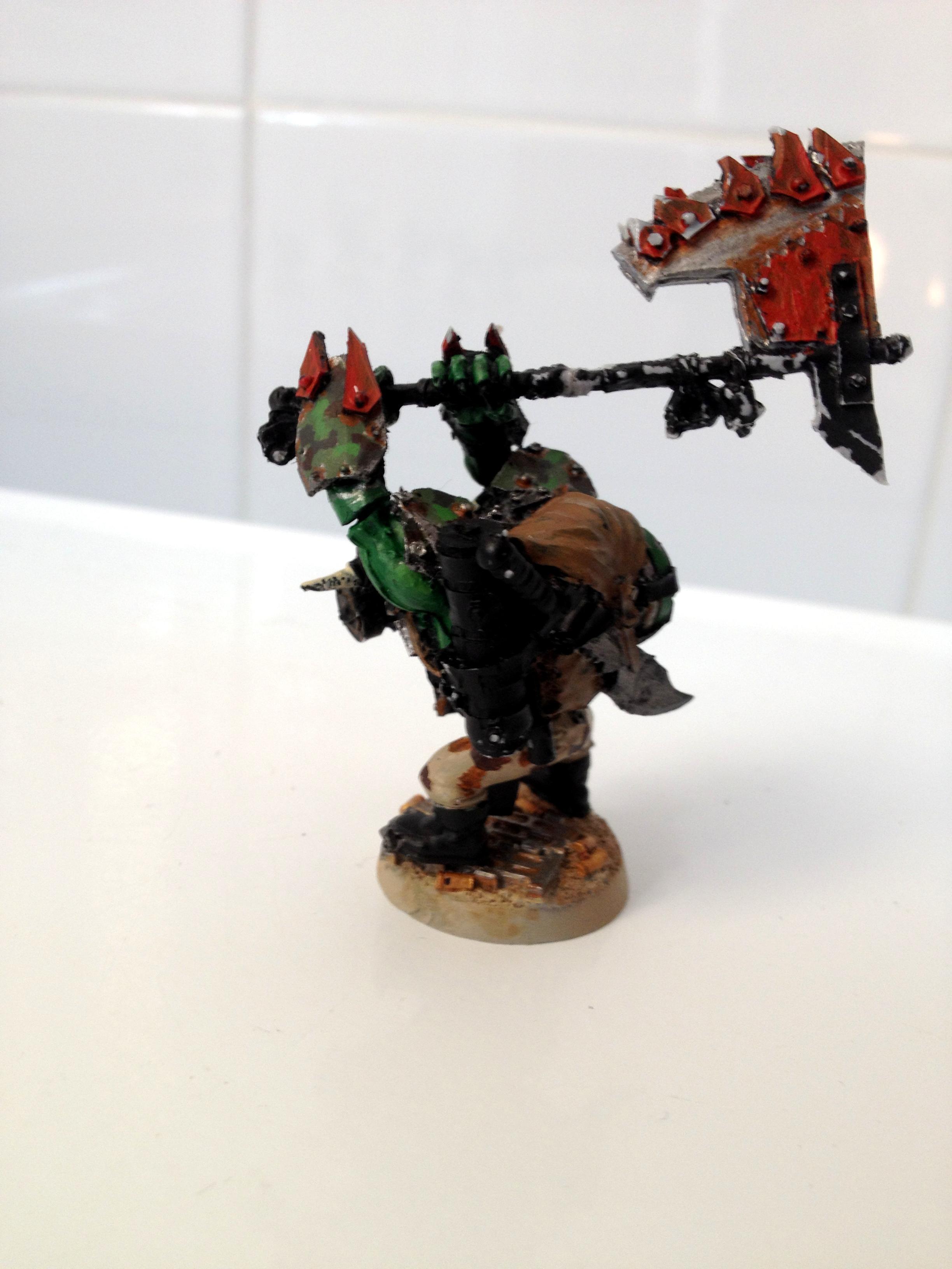 Ork Kommandos, Orks