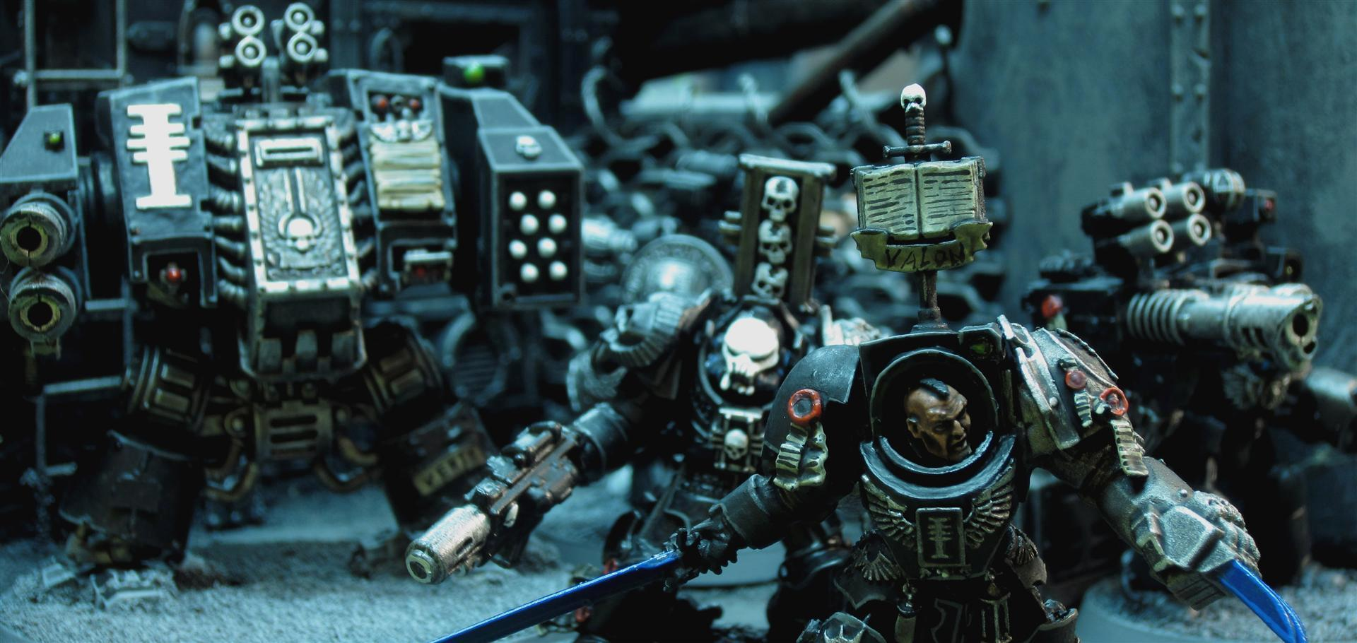 Alien Hunter, Alien Hunters, Black Shield, Black Shields, Blackshields, Death Watch, Deathwatch, Inquisition, Inquisitor, Ordos Xenos