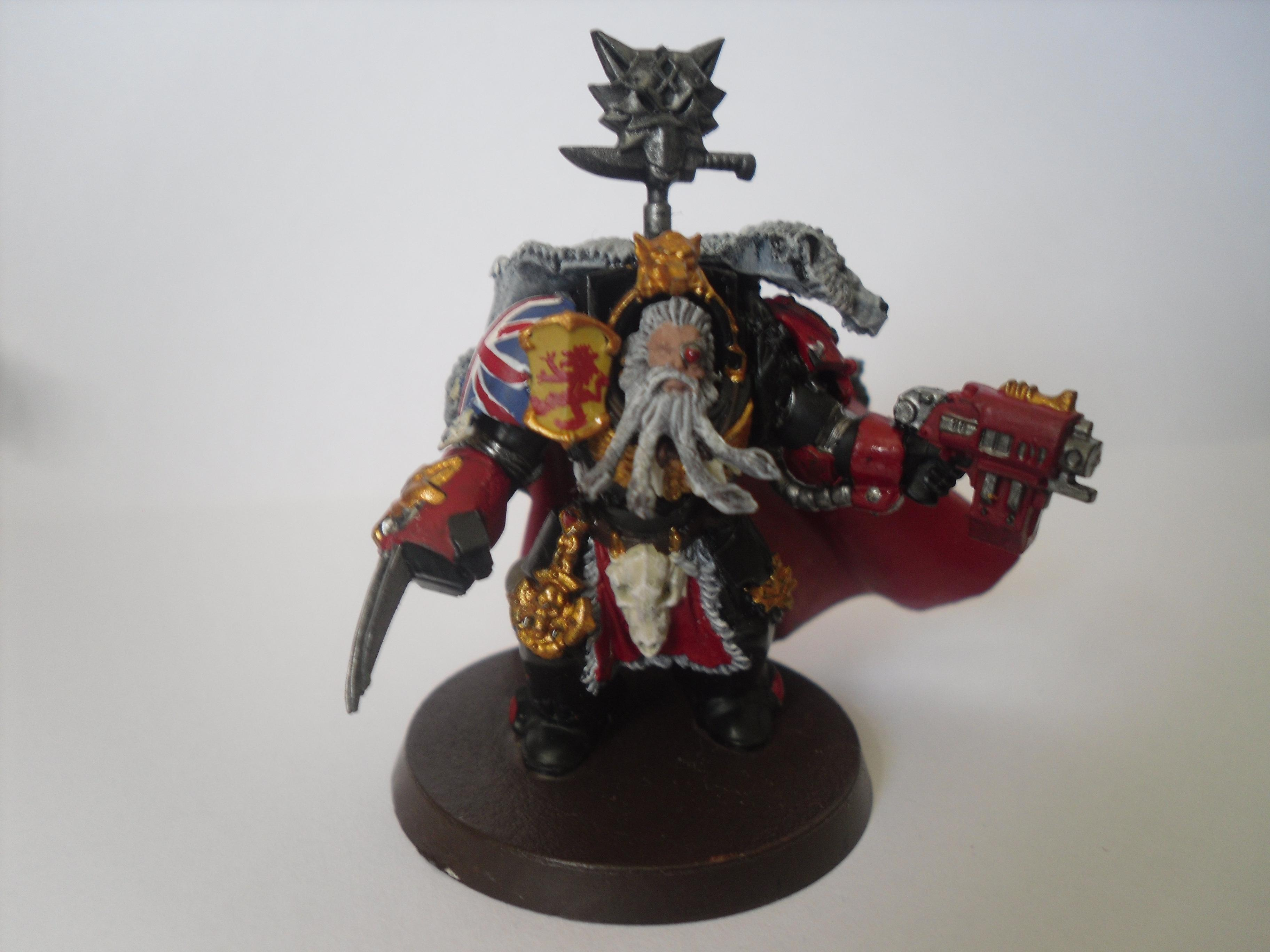 Spacewolves, Warhammer 40,000, Wolf Lord