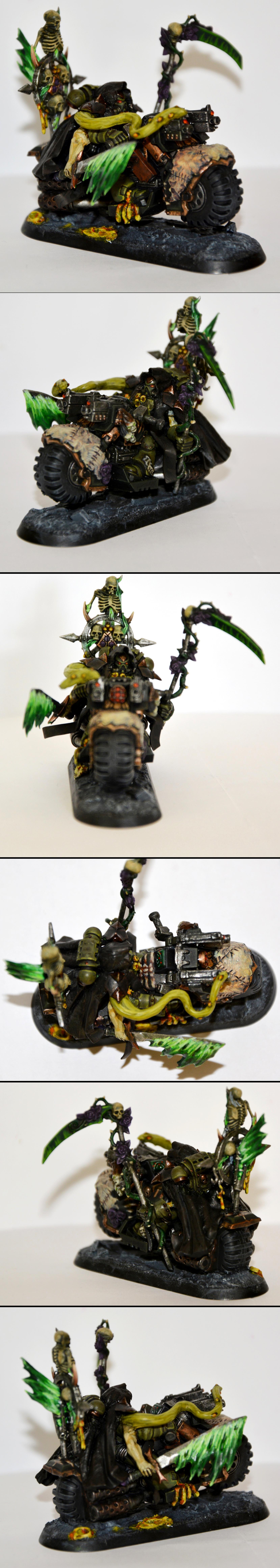 Conversion, Nurgle Sorcerer
