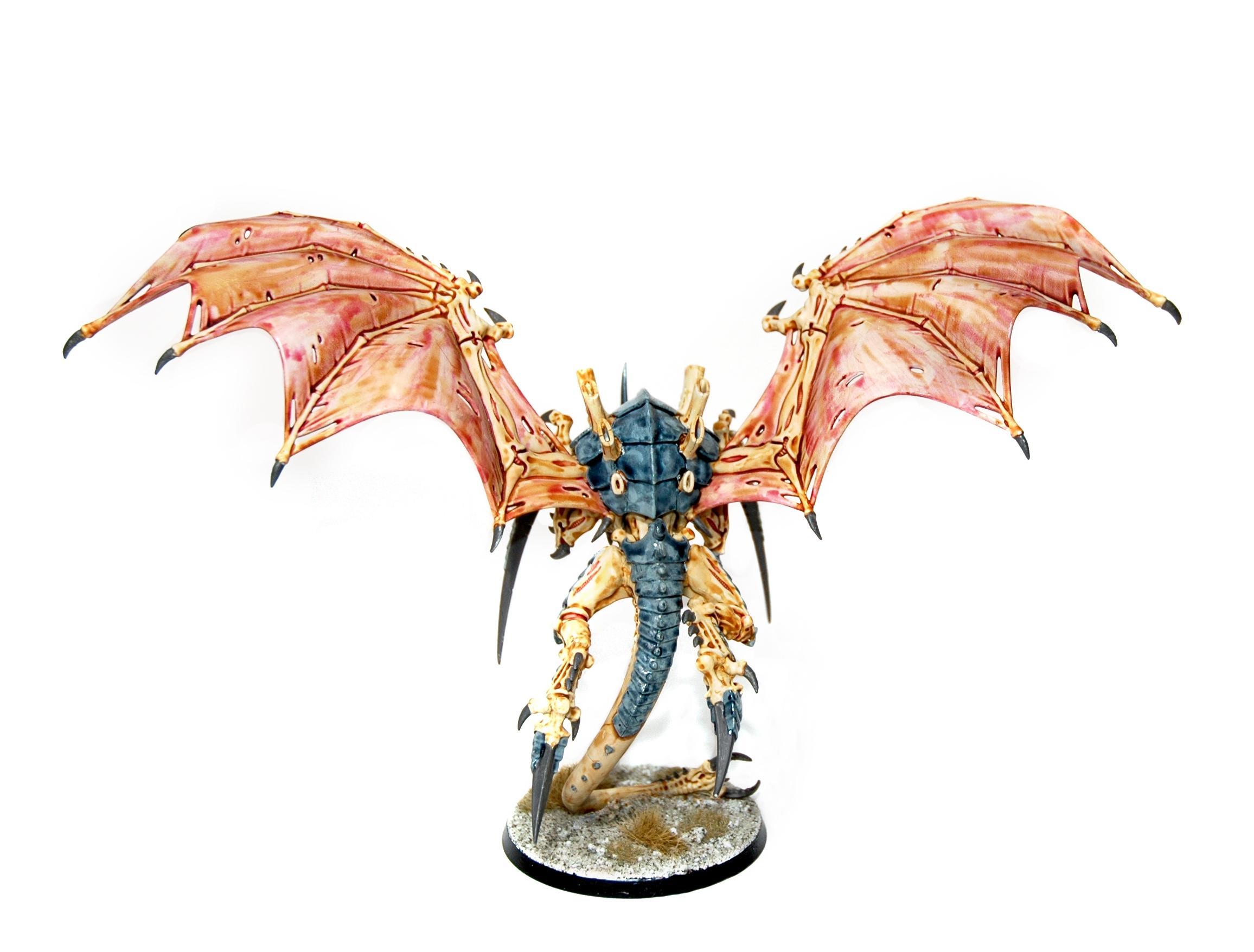 Flyrant, Hive Tyrant, Tyranids