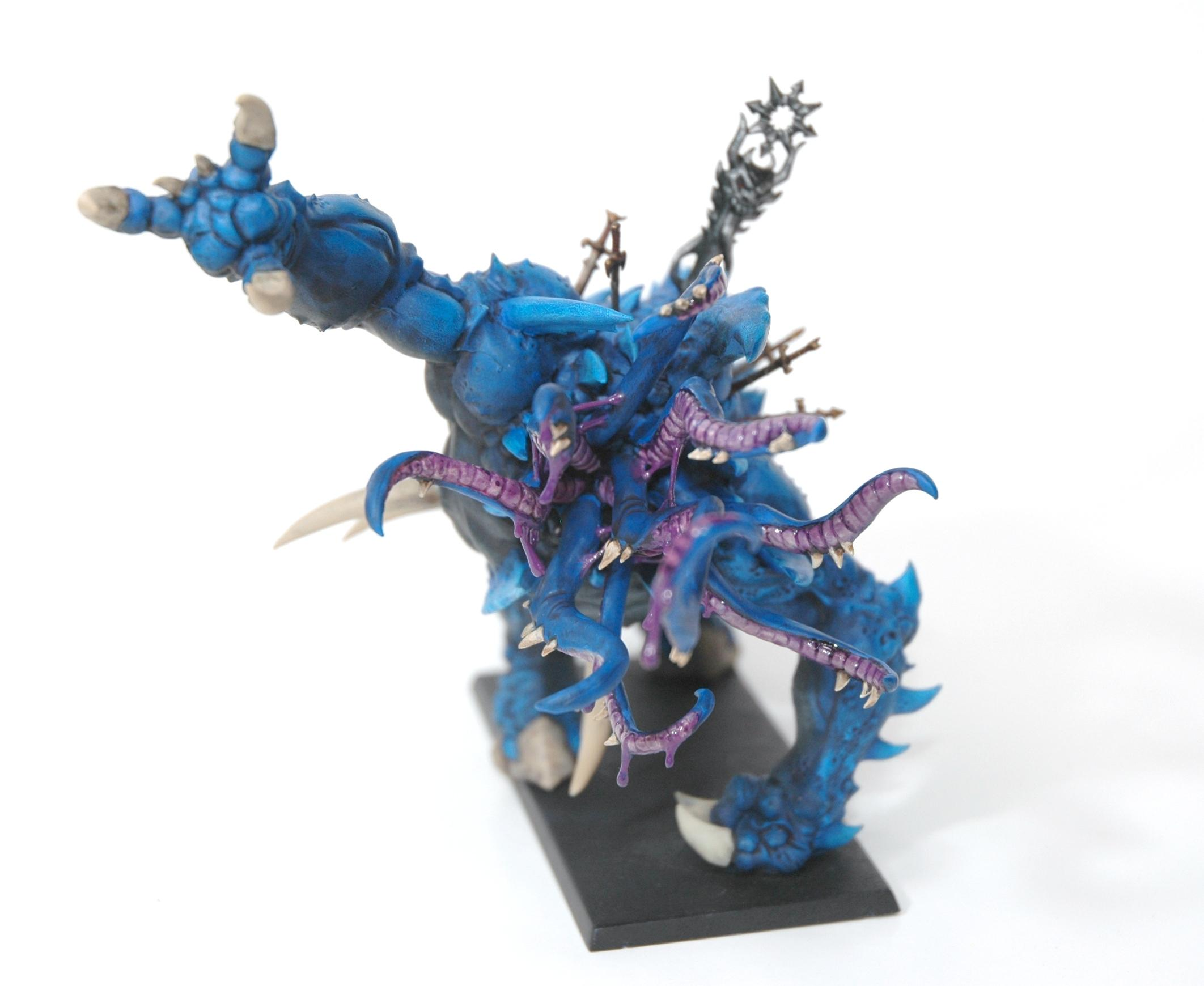 Chaos, Mutalith, Slaughter Brute