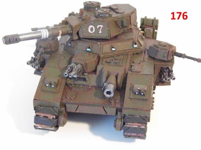 Baneblade, Imperial Armor, Imperial Guard