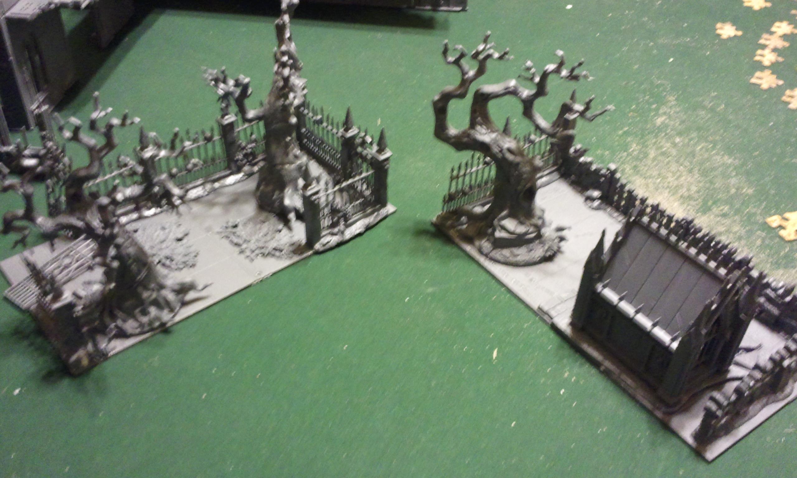 Graveyard Split