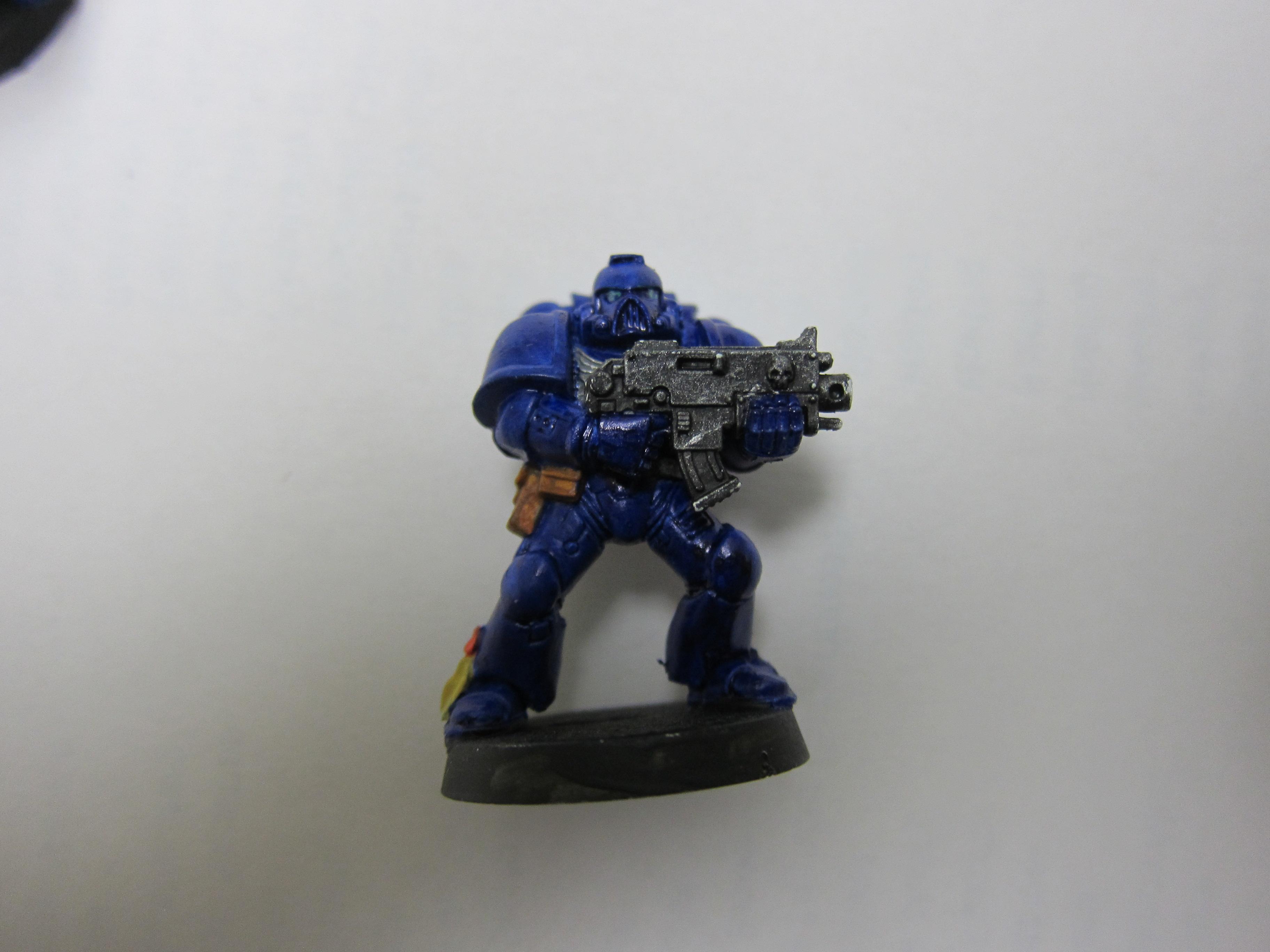 New paint test