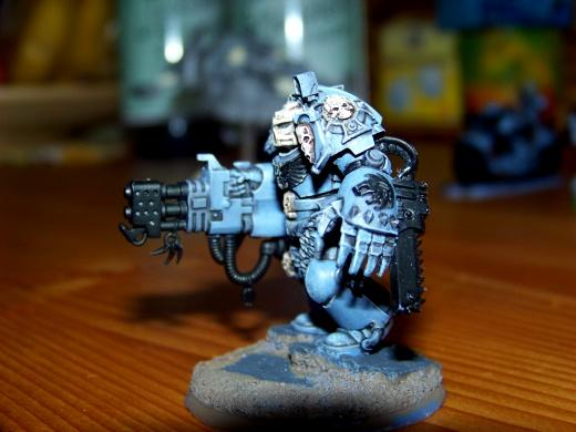 Bike, Space Wolves, Terminator Armor