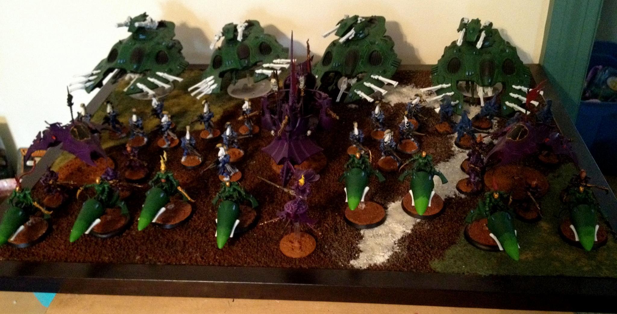Week 2 Eldar Army