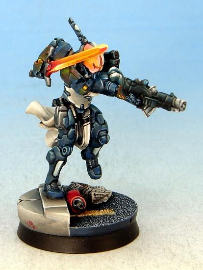 Conversion, Infinity, Military Orders, Object Source Lighting, Order Sergeant, Panocenia