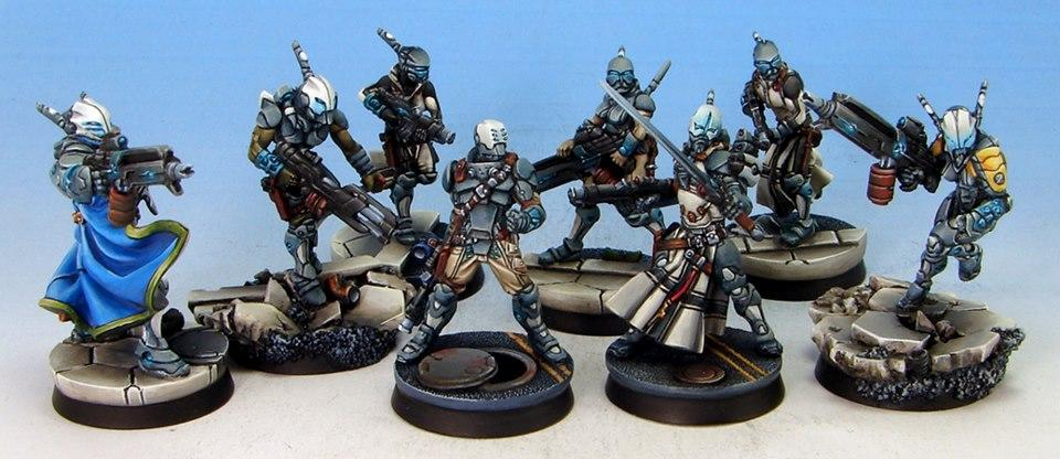 Infinity, Knights, Orders, Panoceania