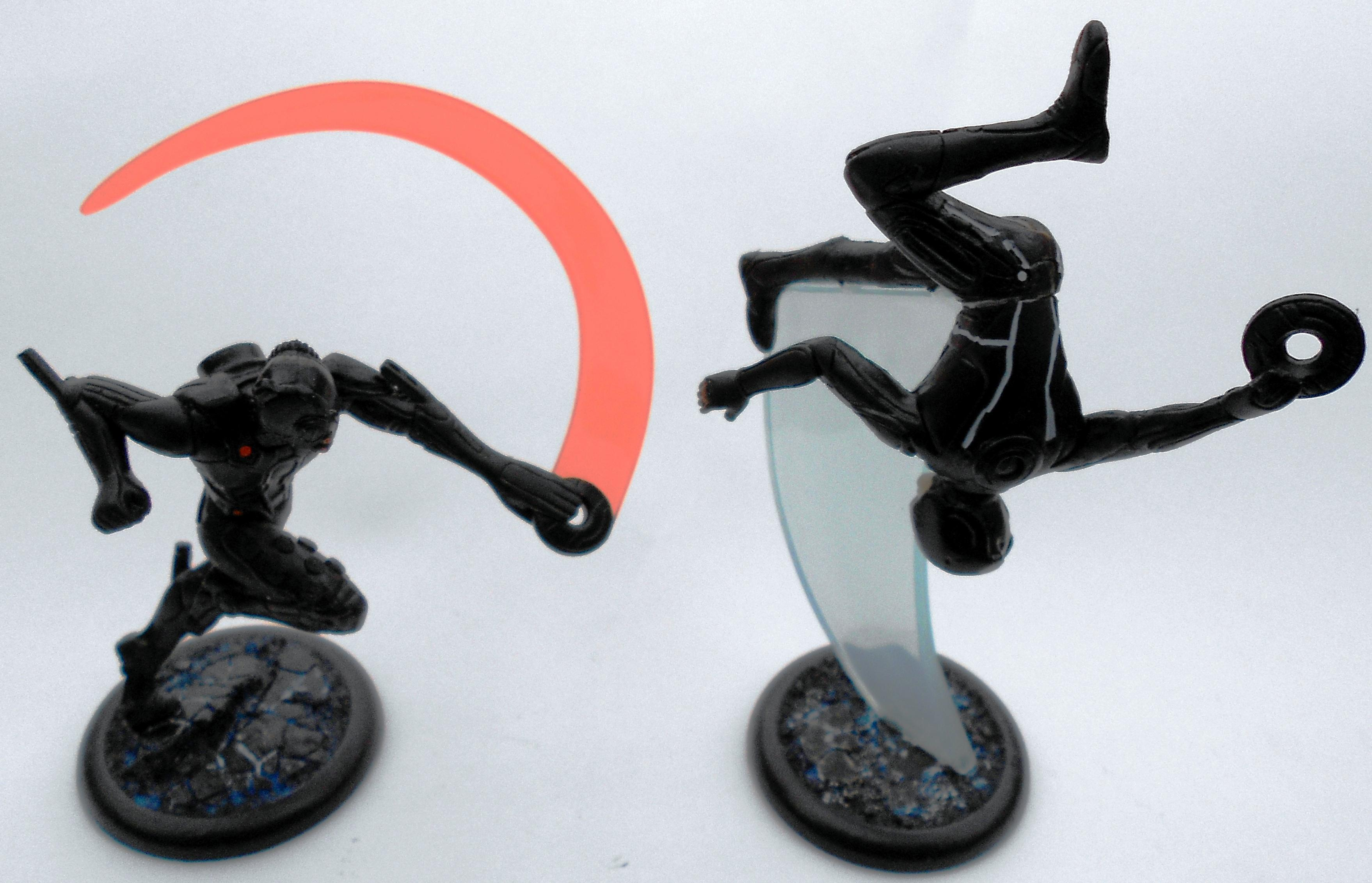 Ds Bases, Film, Not Gw, Resin Bases, Rpg, Science-fiction, Tron, Wargames Bakery, Wargamesbakery.co.uk, Wgb