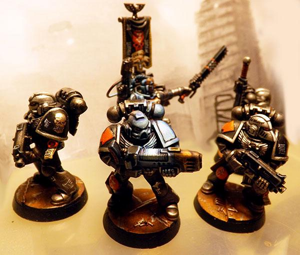 Silver, Skull, Space, Space Marines