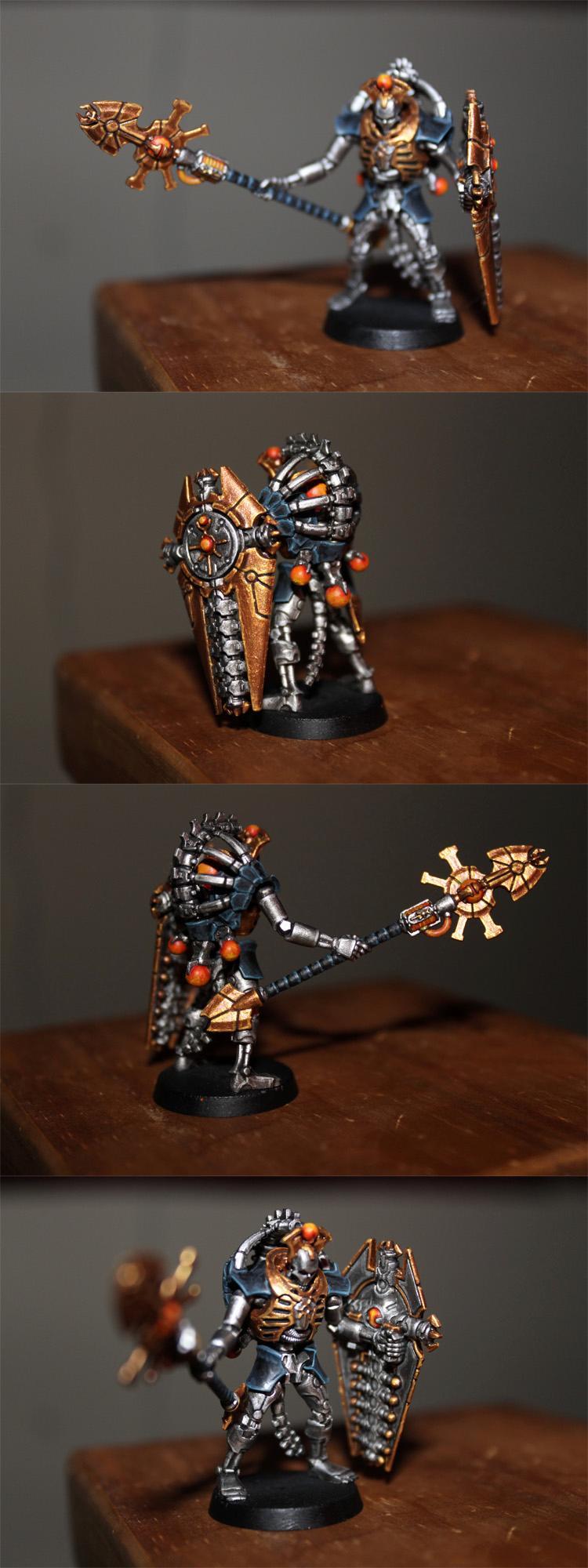 Necrons, Praetoria, Necron Praetorian