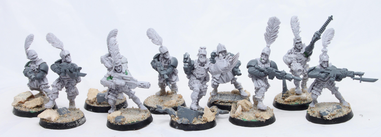 Medieval Guardsmen