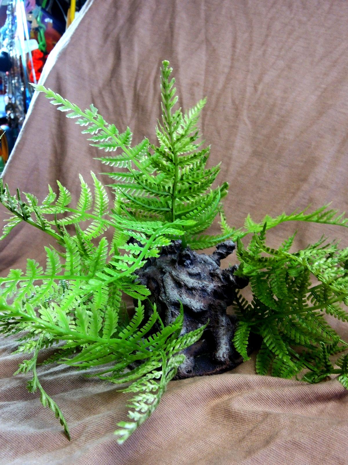 Fern Ball, Jungles, Scratch Build, Terrain, Waaazag, Work In Progress