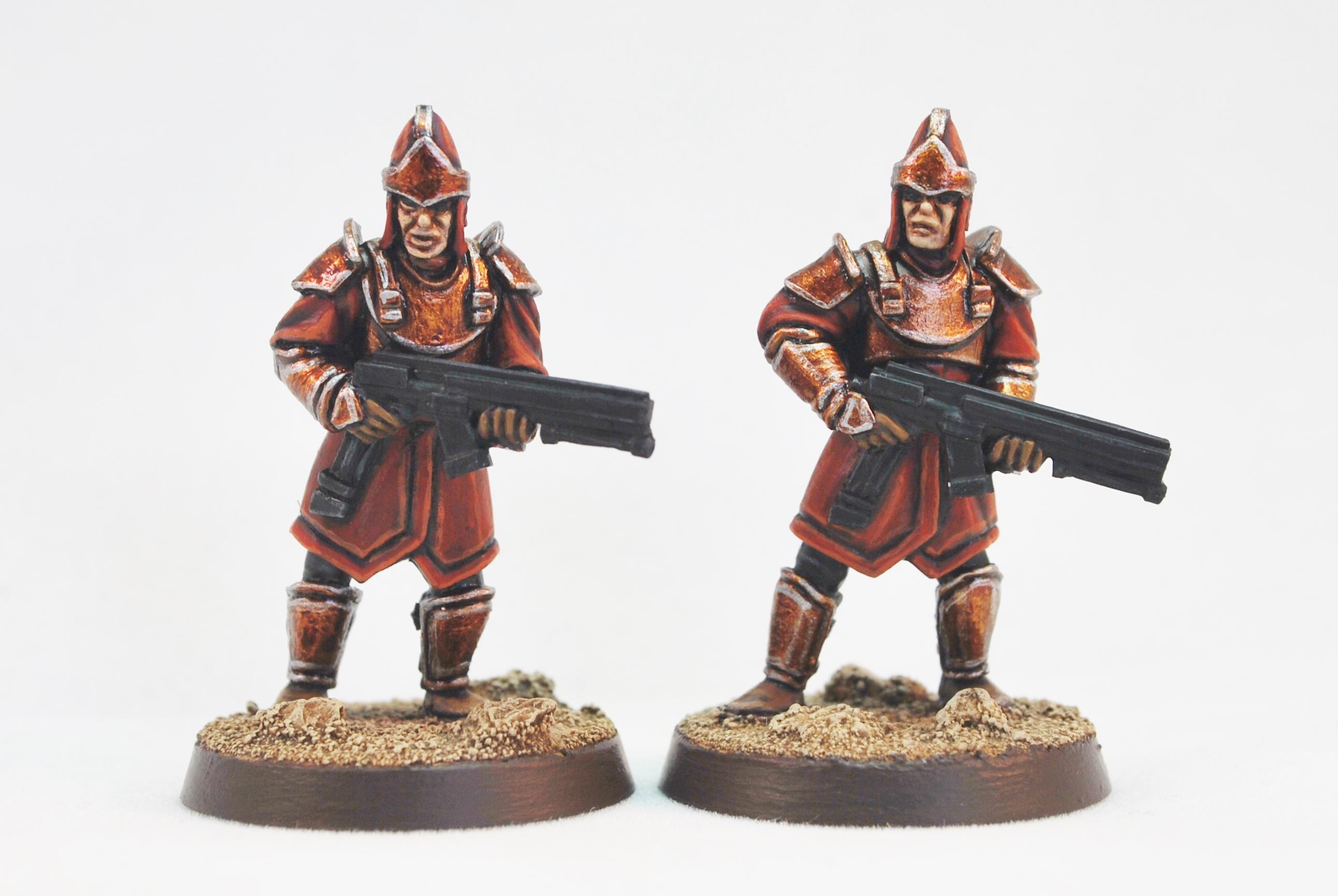 Desert, Desert Raiders, Insurgents, Tallarn Desert Raiders