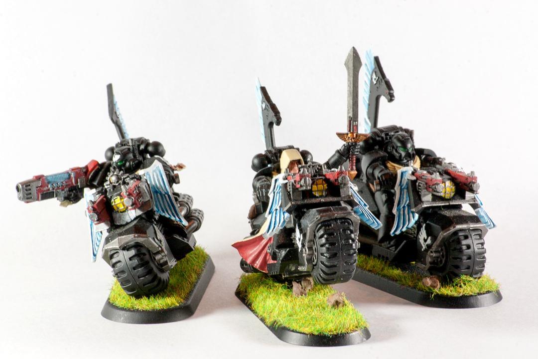 Ravenwing Attack Squad