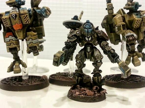 Shadowsun, Tau, Warhammer 40,000