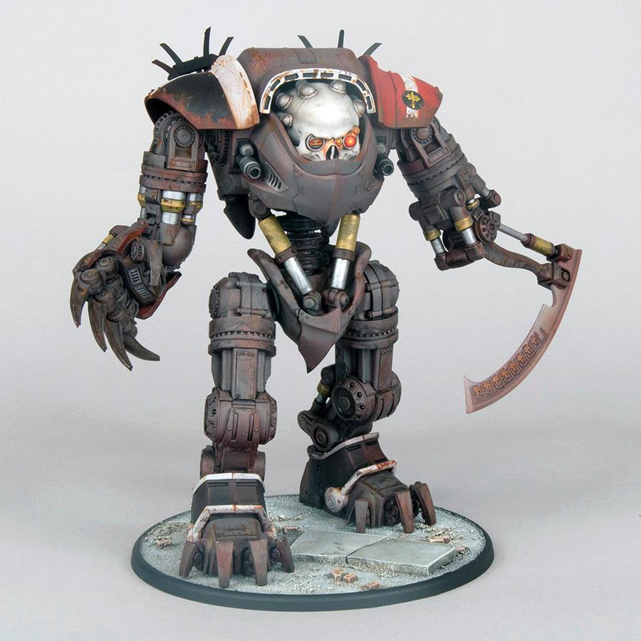 Dreamforge, Leviathan, Mecha, Titan