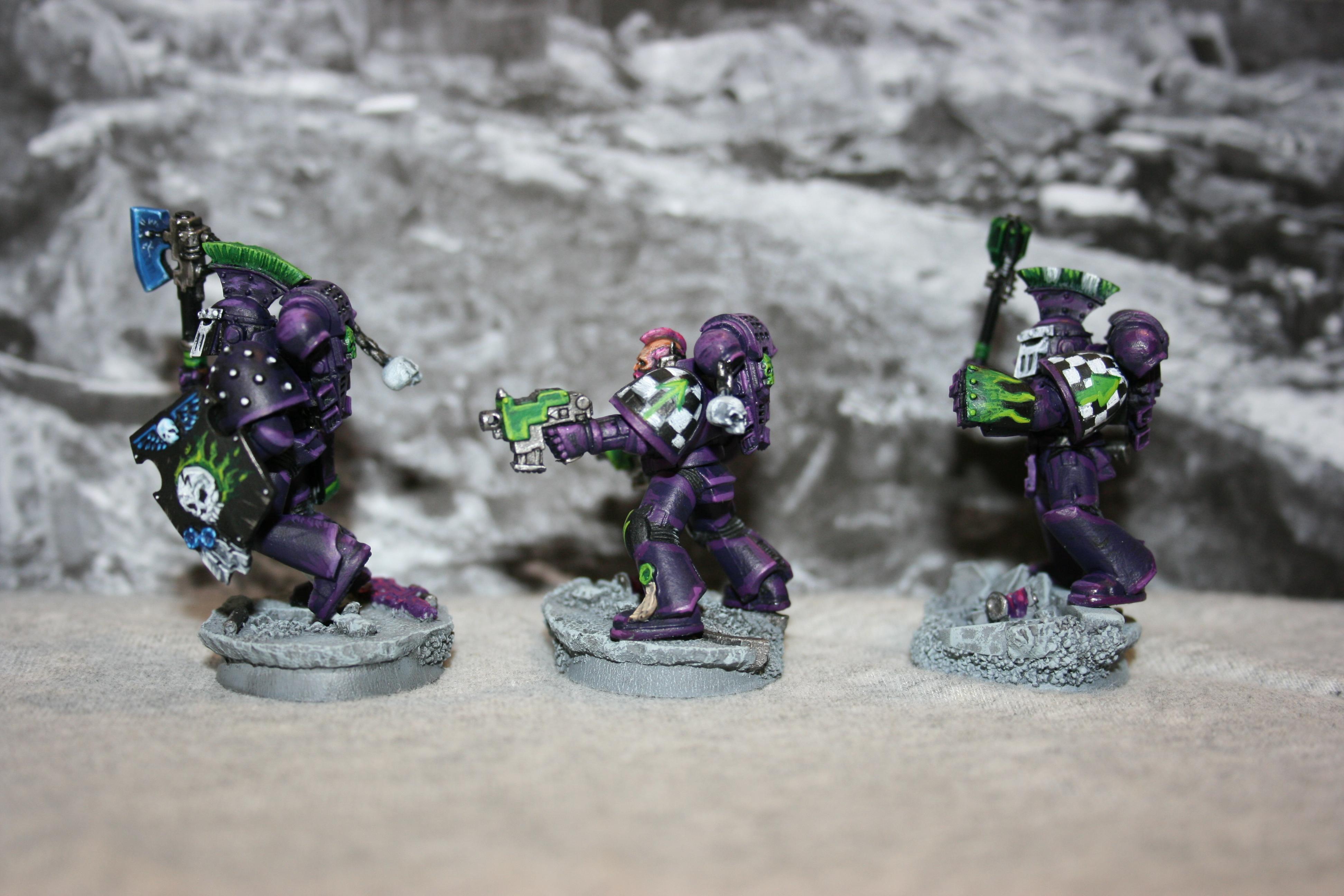 Skull Kicks, Assorted Skull Kick Profiles