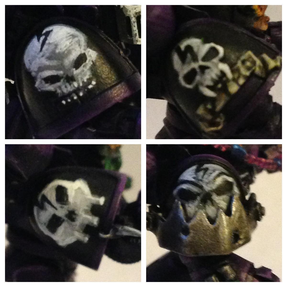 Skull Kicks, Skull Kicks Iconography 1