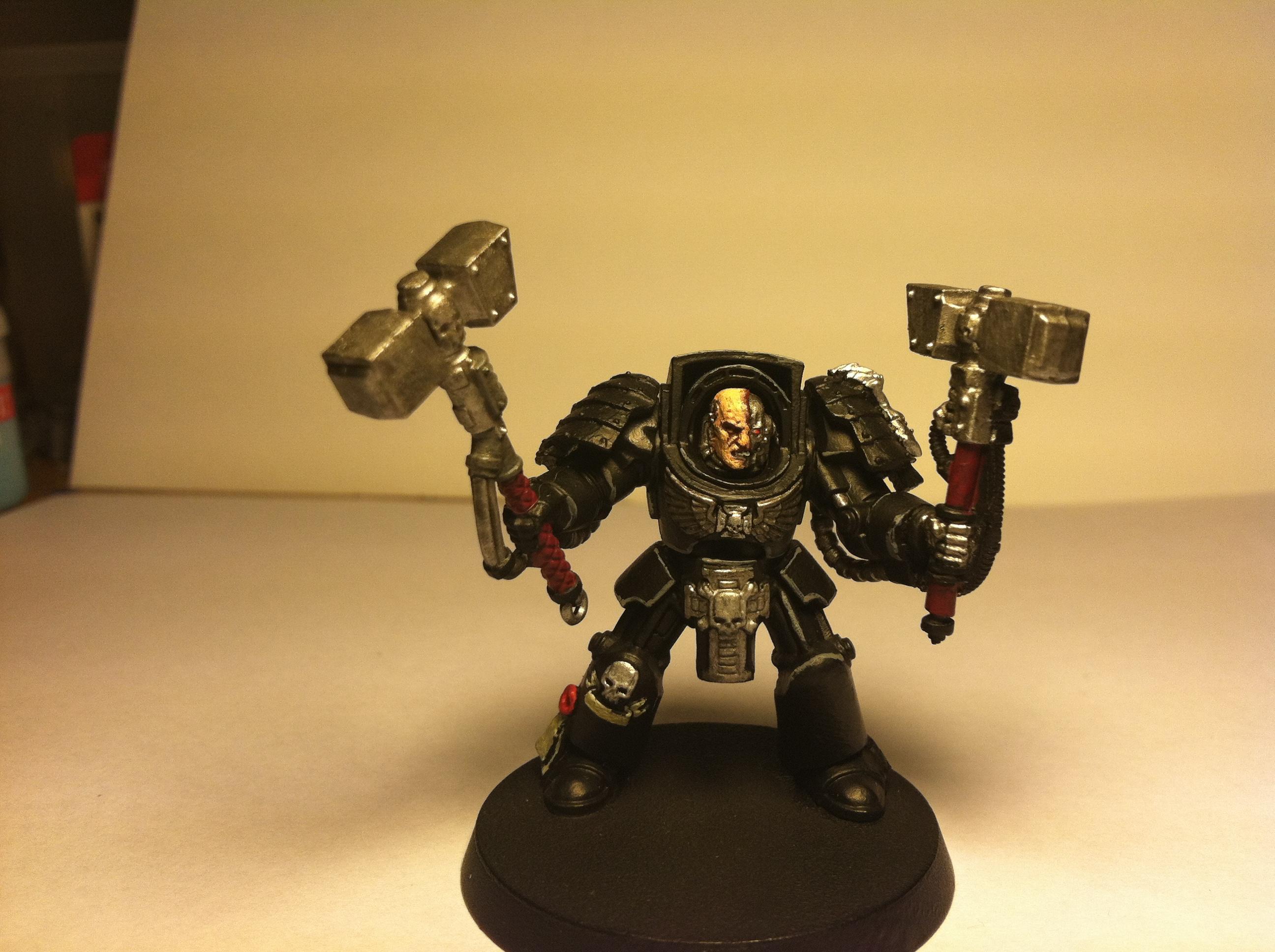 Iron Hands, Terminator Armor