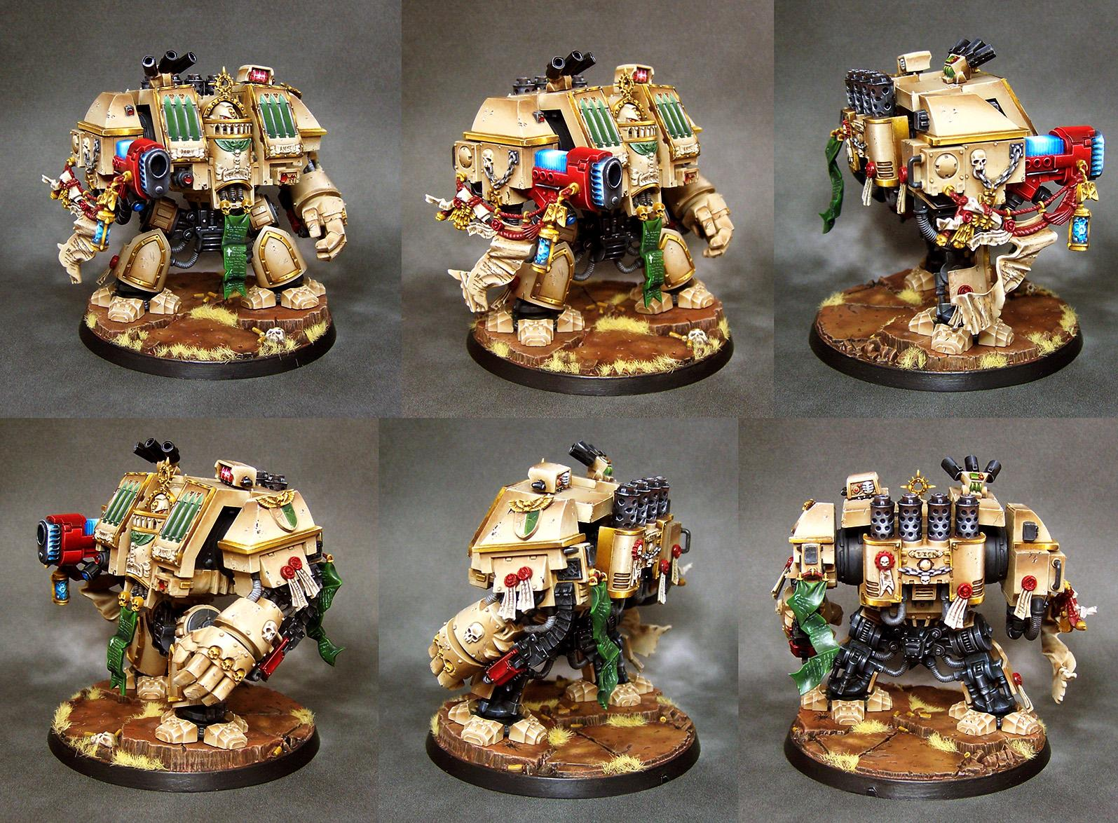 Deathwing Dreadnought Venerable