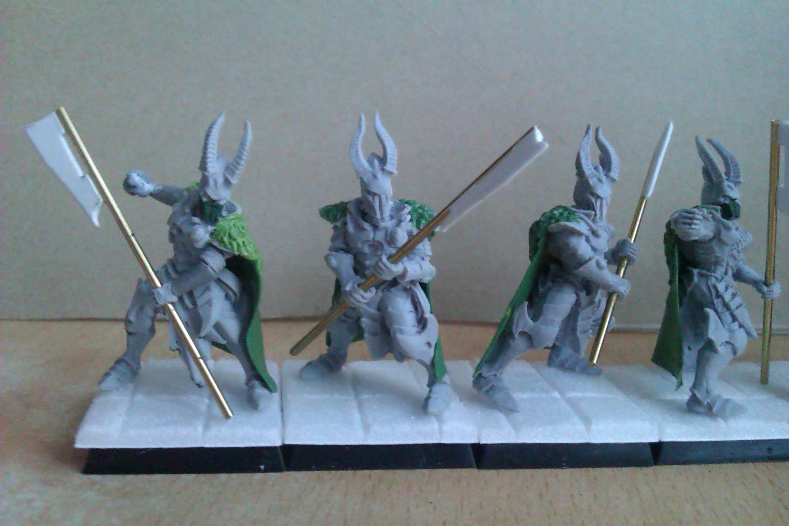 Chosen, Slaanesh, W.i.p, Warhammer Fantasy